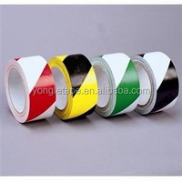 PVC floor maring tape with PE core can replace 3M471 and tesa 4172