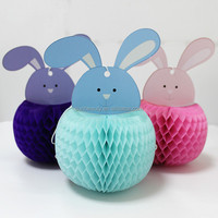 Manufacture bunny toy decoration for party