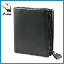 wholesale price best quality black genuine Leather ladies coin purse, women coin purse, female coin purse