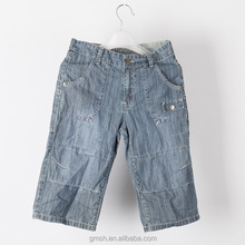 Light weight men denim jeans shorts for men cargo pocket new fashion hotsale with cargo pocket