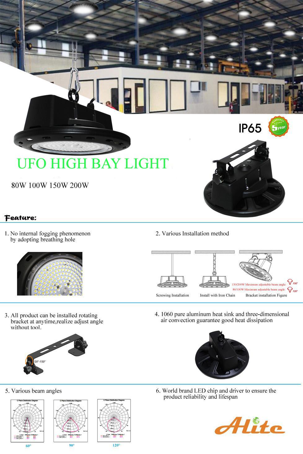 UFO HIGH BAY LIGHT-1