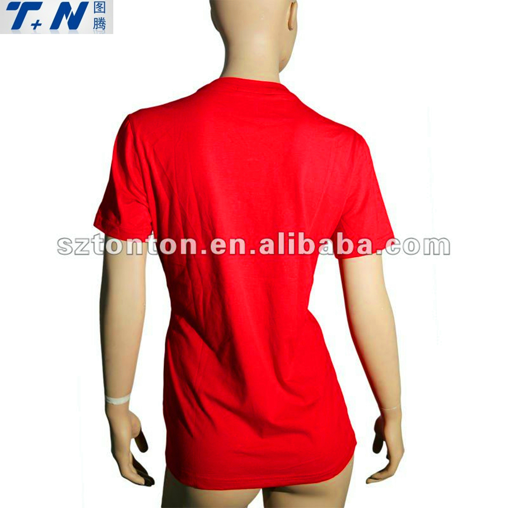 Sublimation priting dry fit plain custom t shirt design for Dry fit custom t shirts