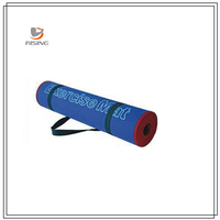 high quality eva exercise mat with neoprene covering