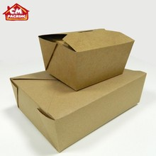 2015 hot sale food box packaging custom/custom chinese noodle box