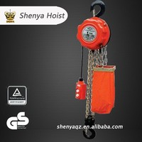 KSY Type Electric Chain Block 380V KSY High Speed Endless Chain Electric Hoist/Motor Hoist