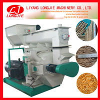 Leading technology machines for make wood pellet