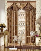 2014 fahion embroidery curtain blind curtains design living room decoration curtain