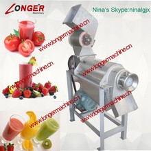 Apple/Orange/Pineapple/Spinach/Strawberry/Tomato Crushing and Juicing Machine|Spiral Fruit Juice Crusher and Extractor