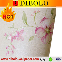 taiwan style import wallpaper for living room