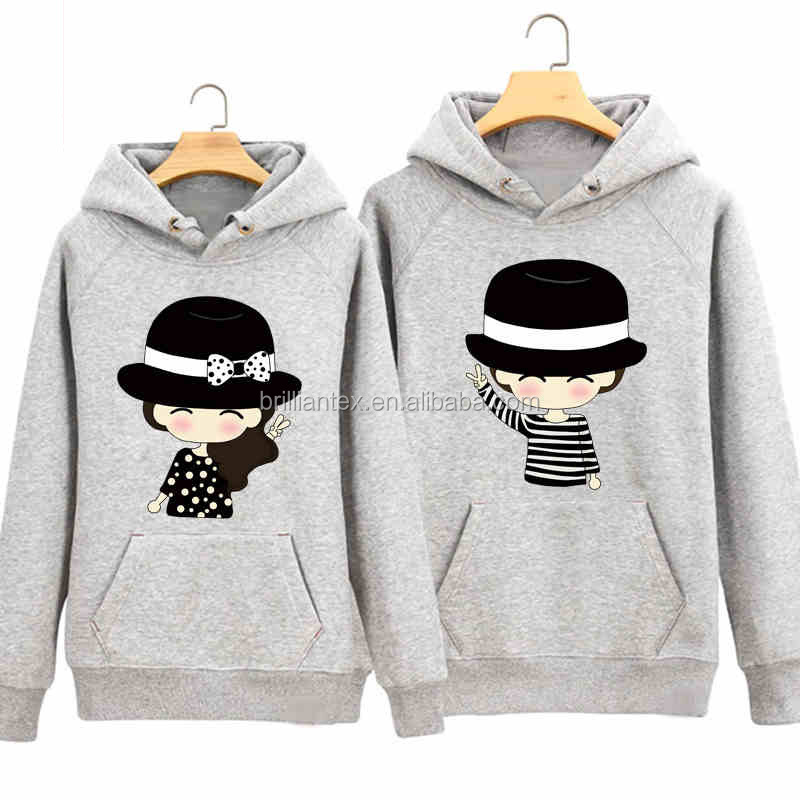 Fleece Hoodies For Men And Women,Lovely Couple Hoodies,Custom Made ...