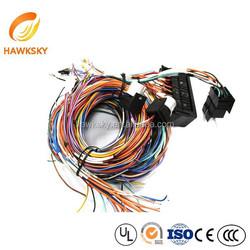 Auto Connector Fuse Box Customized Auto Wire Harness High Quality Vga Rca Cable