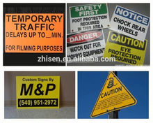 China PP Plastic Side Walk Adverting Signs Board manufacturer,supplier