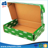 New corrugated carton box for shoes
