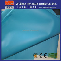 wholesale 500d polyester oxford fabric with pvc coating/ tent and awning fabric