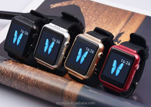 2015 new design bluetooth gps watch for android smart phone