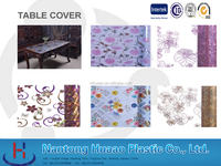 hot selling pvc transfer printed film laminated pvc film for table cover