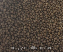 Diammonium phosphate 18-46-0 brown and yellow