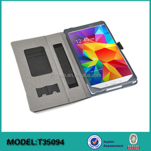 Hot selling shockproof leather cover for Samsung Galaxy Tab A 8 inch