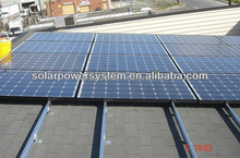 6kw High quality grid switchsolar energy system