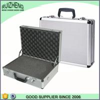 Custom fashion carry high quality hard aluminum pistol gun case