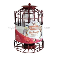 new squirrel proof bird feeder for garden
