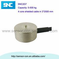 SNC2D7 5kg-500kg small capacity compression sensor cheap force sensors