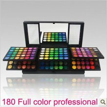 Pro 180 Full Color Professional Powder Eye Shadow Beauty Product Makeup Eyeshadow Palette Cosmetics