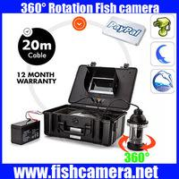 20M underwater ir camera,360 degree underwater fish finder video camera,underwater camera for free diving