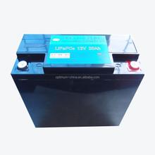 Lifepo4 battery 12V 20Ah Deep cycle battery