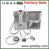 Dental instruments dental suitcase set up with ultrasonic scaler for home use