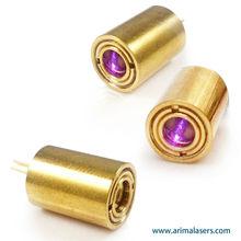 850nm 20mW 3V D10.5mm Infrared Laser Module, Adjustable Focus Glass Lens Infrared Laser Module for Measure Tools