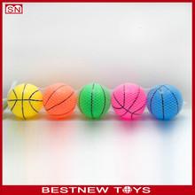 Electronic basketball scoreboard mini basketball rubber basketball size 7