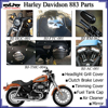 High Performance Motorcycle Parts for Harley Sportster 883