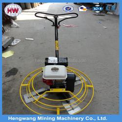Environmental protection superior concrete power trowel machine.