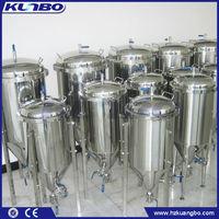 stainless steel homebrew fermenter