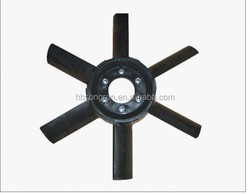 MTZ Tractor Parts 6 Fan Blade plastic 245-1308040