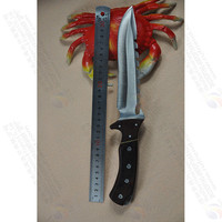 top popular best rosewood military combat army knife muitl hunting knife