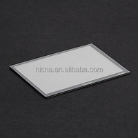 FOTGA optical glass LCD screen Protector cover for Canon mirrorless camera EOS M New