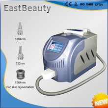 Tattoo removal q switched nd yag laser