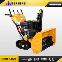 Pto Driven Snow Blower/ Road Sweepers for Sale loncin engine parts