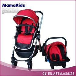 wholesale en 1888 approved 3 in1 foldable baby push chair