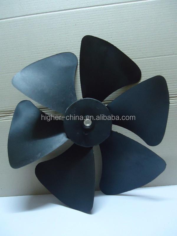 plastic fan blade for motor , make fan blade , air cooler fan blade