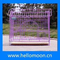 China Wholesale Foldable Cheap Steel Wire Dog Cage