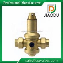 Made in china buena venta de agua reducción de la presión de la válvula