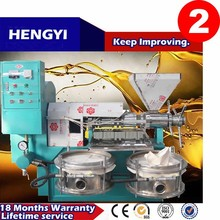 Finely Processed Reliable Performance automatic tiger nut oil press price