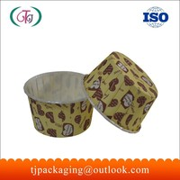 Cake Cheese Paper Baking Cups Cupcakes Paper