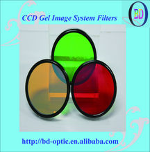 ccd sistema gel immagine filtro ottico
