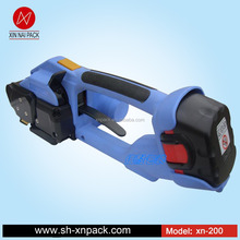 T-200 battery power hand held pet packing tool