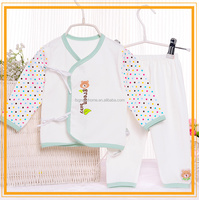 high quality organic cotton Baby kids clothes