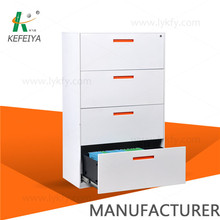 The Higher Quality 4 Drawer Lateral File Steel Cabinet